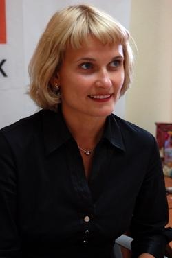 Лариса Багданова