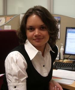 Екатерина Башкирева, старший специалист по подбору персонала компании ПрайсвотерхаусКуперс