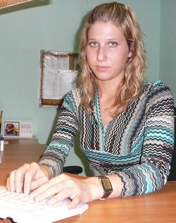 Александра Батина, менеджер по персоналу Центра Технической Поддержки Пользователей (ЦТПП) компании «СКБ Контур»