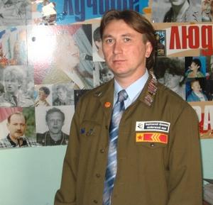 Председатель правления молодежной организации «Свердловский областной студенческий отряд» Павел Богатеев