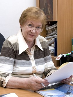 Светлана Александровна Болышева, декан факультета «Связи с общественностью» УрГУ