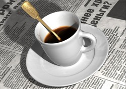 Вопреки распространенному мнению, пить кофе на работе неполезно