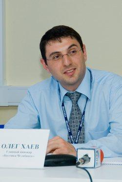 Олег Хаев, главный пивовар, заместитель директора филиала «Балтика-Челябинск»