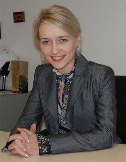 Ольга Каширская, главный специалист Административного отдела «Эрнст энд Янг», г. Екатеринбург