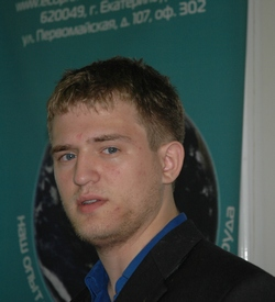 Артем Кубяк, руководитель испытательной лаборатории ООО Институт экологии и промышленной безопасности