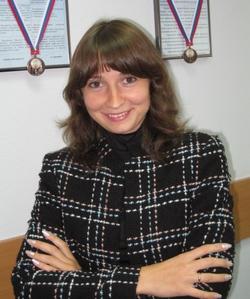 Ольга Куревлева