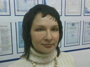 Ирина Макушева