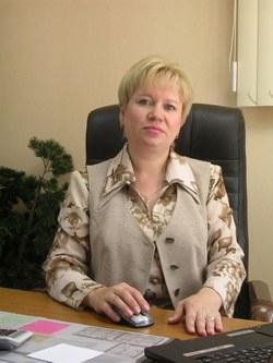 Елена Мезенина