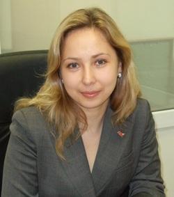 Наталья Никитина, начальник отдела найма и внутренних коммуникаций макрорегиона «Урал» ОАО «МТС»
