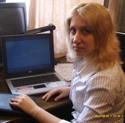 Татьяна Новожилова, руководитель творческих проектов PR-агентства «Центр Креатива»