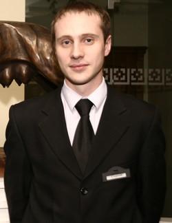 Сергей Оксенчук – пит-босс казино «Вилла Пурбана»