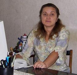 директор агентства по подбору персонала «Работа-центр» Наталья Печененко