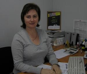 Ольга Шарова, менеджер по персоналу регионального представительства компании Мир в Екатеринбурге