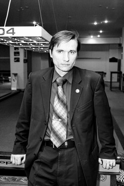 Алексей Сысун, региональный директор НАСТ Урал